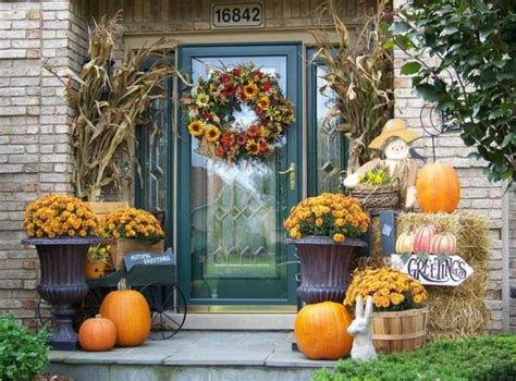 fall decorations for home front porch decorating ideas for fall ultimate home ideas