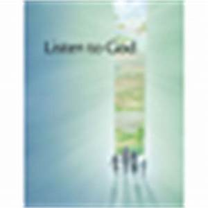 Listen to God—How to Use It — Watchtower ONLINE LIBRARY