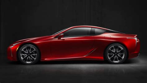 Lexus Lc Msrp by 2019 Lexus Lc 500 Msrp Colors Release Date Redesign