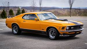 1970 Ford Mustang Mach 1 makes timely auction debut | Autoblog