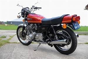 Wie Baue Ich Einen Cafe Racer : suzuki gs 750 1976 1980 eine gelungene sportskanone ~ Jslefanu.com Haus und Dekorationen