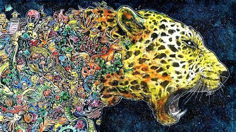 Cheetah Artwork Wallpapers | Wallpapers HD