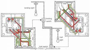 How To Wire A Hallway Light With  Switches Professional