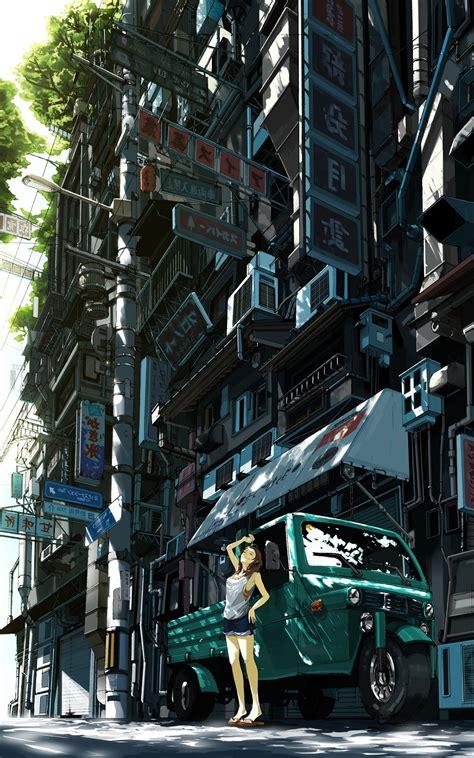 Drawing Artwork Anime Wallpapers Hd Desktop And Mobile