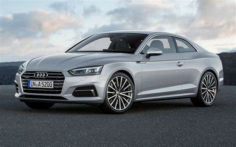 2016 Audi A5 Coupe - Wallpapers and HD Images   Car Pixel