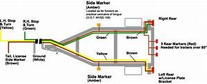 Small Trailer Wiring Diagram