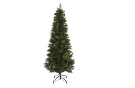 b and q artificial christmas trees best artificial trees large trees b q 6ft oslo slim tree goodtoknow