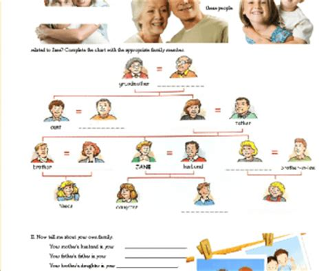 how to find family members demonstrative pronouns busyteacher free printable