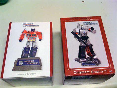 Hallmark Keepsake G1 Optimus Prime Ornament