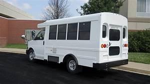 2015 Chevrolet Starcraft 14 Passenger Child  Daycare Bus For Sale