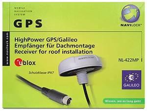 Galileo Navigation Empfänger : navilock produkte 60110 navilock nl 422mp seriell md6 gps ~ Jslefanu.com Haus und Dekorationen