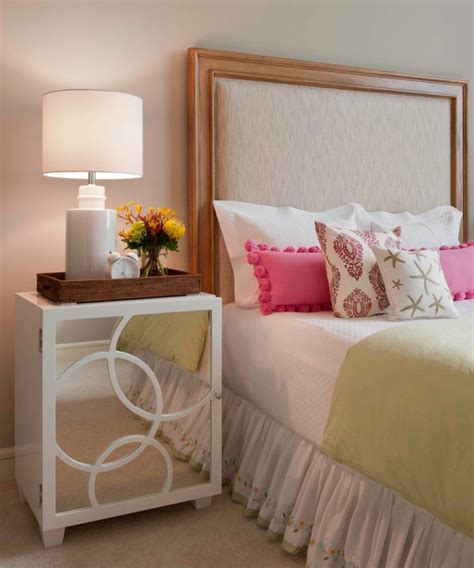 Decorating Ideas Your Bedside Table by 40 Bedside Table Decor Ideas To Fill That Gap