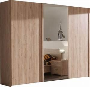 Prix D Une Porte De Chambre : armoire de chambre avec porte coulissante ~ Premium-room.com Idées de Décoration