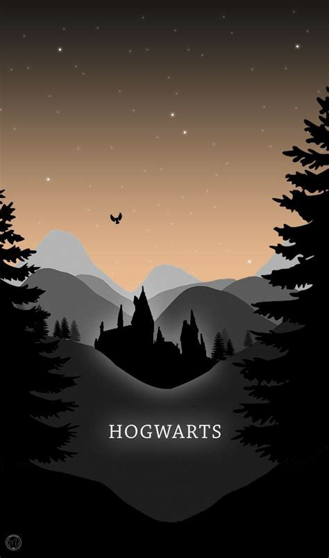 aesthetic harry potter wallpapers wallpaper cave