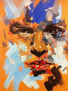 Creative Vibrant Portrait Art