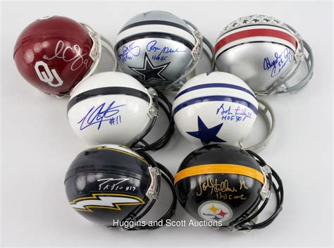Multi Sport Autograph Balance Of Collection With Hall Of