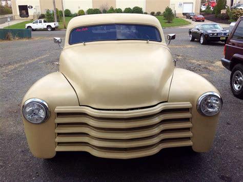 1950 chevy rat rod rod resto mod pick up truck classic chevrolet c k pickup 1500 1950 for sale