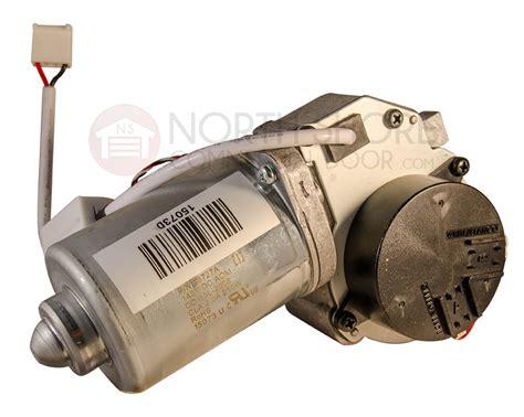 genie silentmax 1000 garage door opener manual genie 36969r s intellig 1000 motor assembly