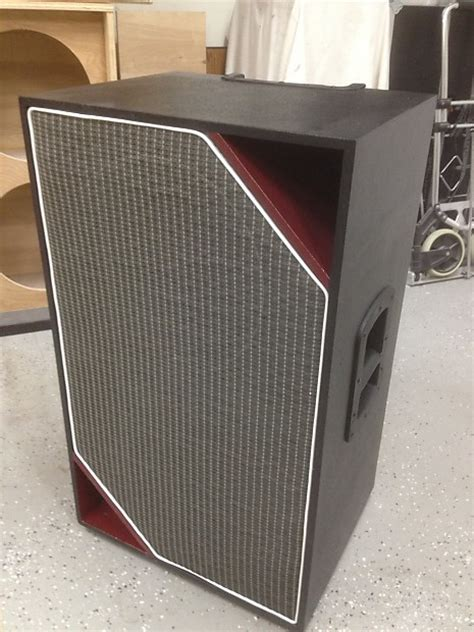 Custom Bass Guitar Speaker Cabinets by Custom 2x12 Bass Guitar Speaker Cabinet Model Rt212 Reverb