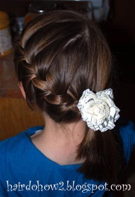 scalp plait  decorations unit  plaits