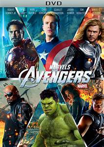 The Avengers DVD by capthesupersoldier on DeviantArt