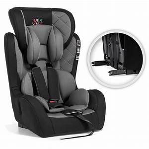 Kindersitz 9 18 Kg Isofix : baby vivo kindersitz autositz mit isofix ben von 9 36 kg f r gruppe 1 2 3 in schwarz grau ~ Watch28wear.com Haus und Dekorationen
