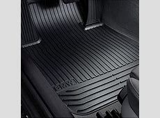 ShopBMWUSAcom BMW RUBBER FLOOR MATS
