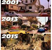 Fast & The Furious House From 2001  Now In 2015