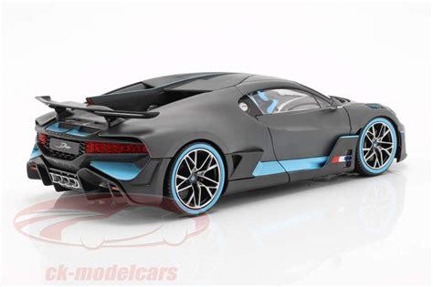 Bugatti divo 1:18 scale diecast replica model by bburago. Bburago 1:18 Bugatti Divo année de construction 2018 natte ...