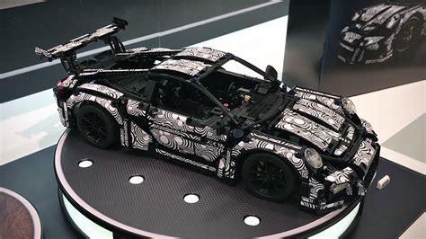 LEGO Unveils Technic Porsche And Big ass Bucket Wheel