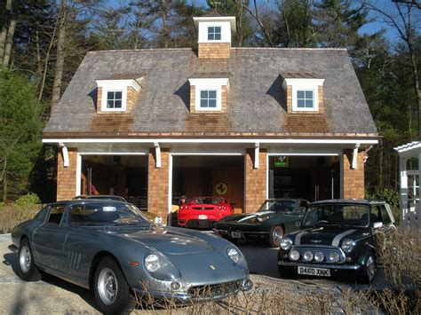 car barn merrimack design architects pllc