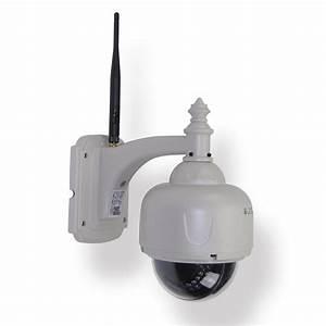Camera Dome Exterieur Wifi : exceptionnel camera de surveillance exterieur renaa ~ Edinachiropracticcenter.com Idées de Décoration