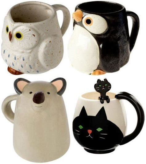 mug animal animal tea cups mugs cups tacitas pocillos