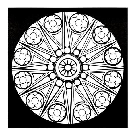 mandalas  colorier en meditation beaucoup de