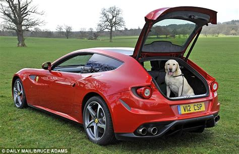 The Ultimate In Hatchbacks, A £330,000 Ferrari With Room