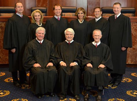 troubling politics   texas supreme courts