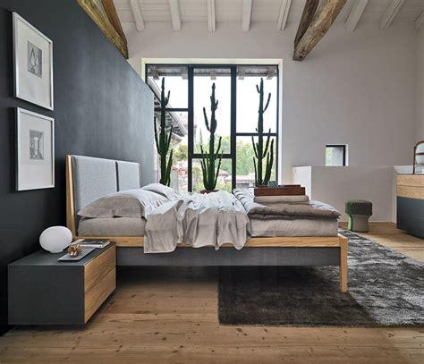 mylon solid wood  upholstered bed  blue home bed
