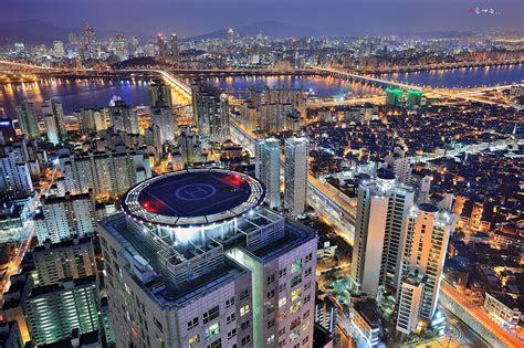 Seoul, South Korea  Tourist Destinations