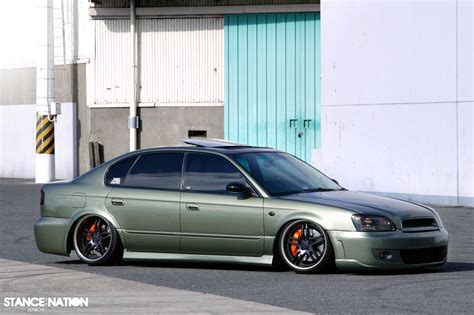 2000 subaru legacy stance dumped legacy stancenation form gt function