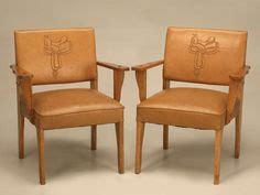 oak chairs for wagon wheel furniture from the 1950 s kool kitsch for 3565