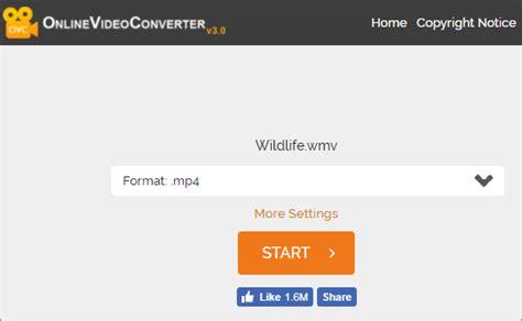 5 Best Free Online Video Converter To Convert Hd Videos Online