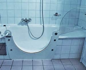 Badewanne Nachträglich Einbauen Erfahrungen : t r in der badewanne ~ Indierocktalk.com Haus und Dekorationen
