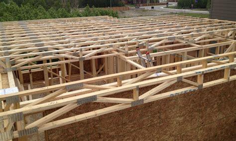 floor trusses anderson truss company