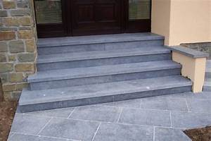La Pierre Bleue : escaliers en pierre bleue du hainaut escaliers ~ Melissatoandfro.com Idées de Décoration