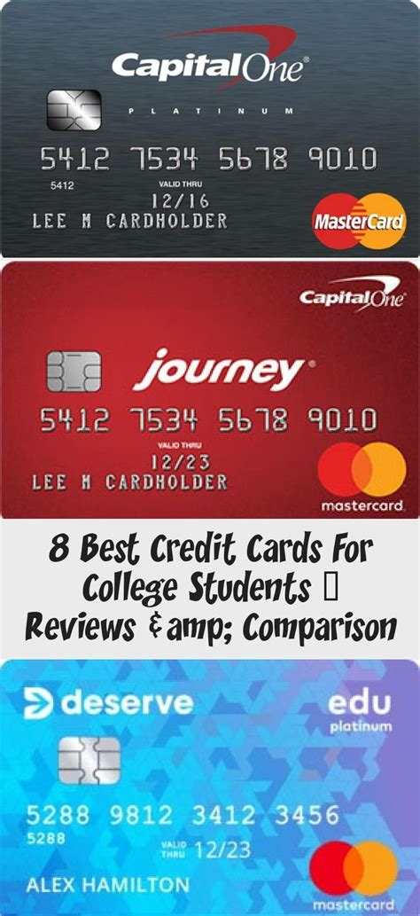 Maybe you would like to learn more about one of these? 8 Best Credit Cards For College Students - Reviews & Comparison in 2020   Good credit, Best ...