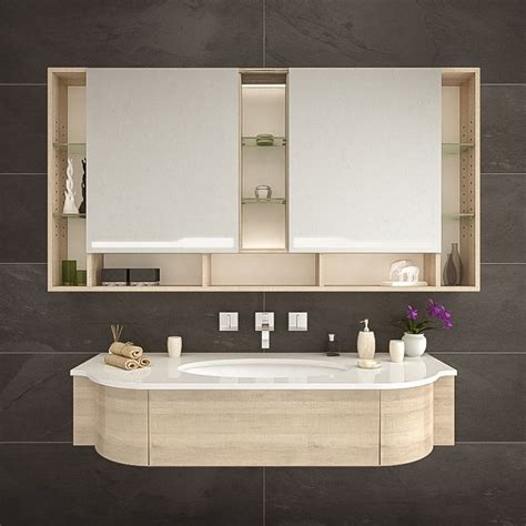 Badezimmer Spiegelschrank Dachschräge by Led Spiegelschrank Badezimmer Einbau Kaufen Spiegel21