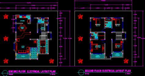 floor plan dwg plan  autocad designs cad