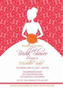 bridal shower invitations bridal shower invitation With wedding invitations ppt free download