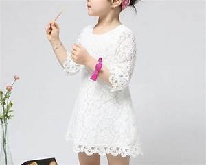 Robe Boheme Fille : robe petite fille dentelle boho boheme chic ~ Melissatoandfro.com Idées de Décoration