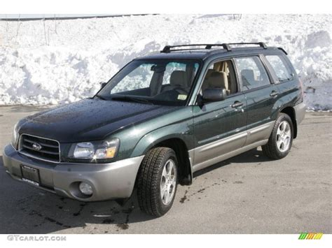 how cars work for dummies 2003 subaru forester parking system 2003 subaru forester ii pictures information and specs auto database com